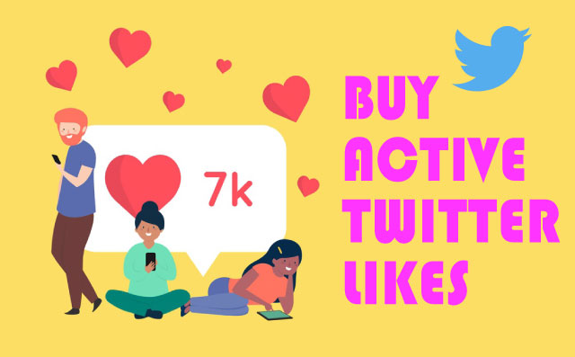 buy active twitter likes