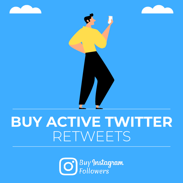 Buy Active Retweets