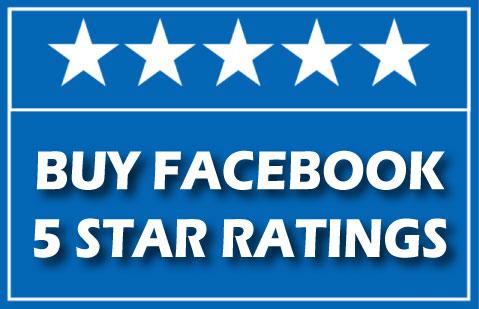 Buy Facebook 5 Star Ratings Paypal: 100% Real - Active & Cheap » BIF