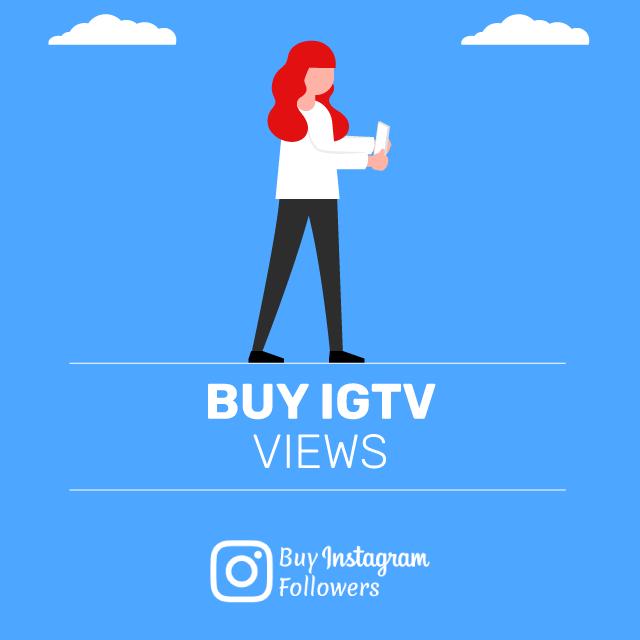 Buy IGTV Views Paypal: 100% Real - Active & Cheap » BIF