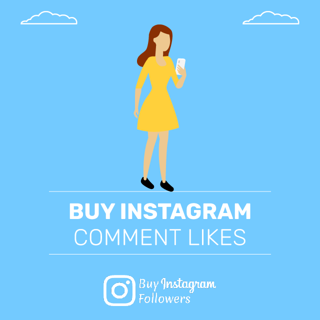 Buy Instagram Comment Likes - 100% Real » BIF
