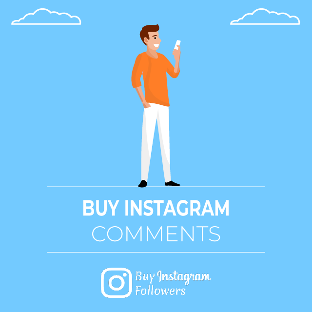 Buy Instagram Comments PayPal: 100% Active » BIF