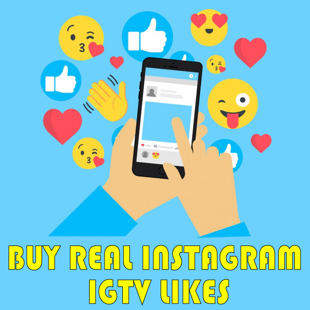 buy real Instagram Igtv likes