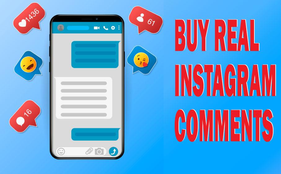 buy real Instagram comments