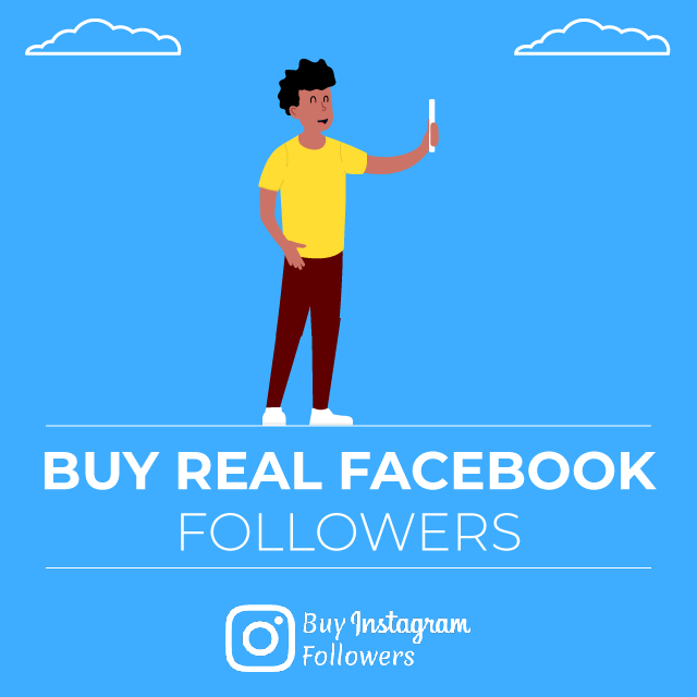 Buy Real Facebook Followers