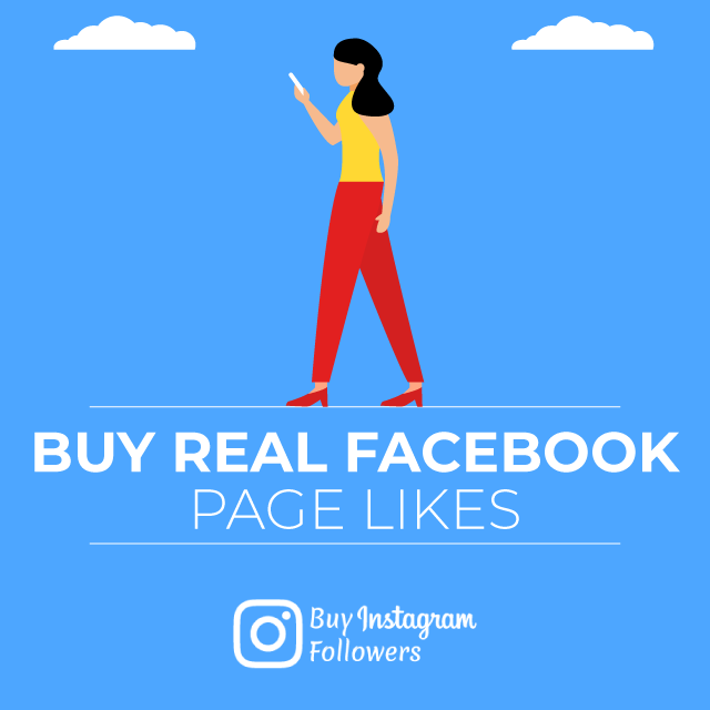 Buy real facebook page likes