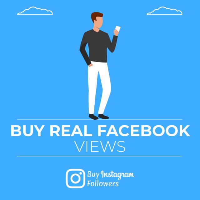 Buy Real Facebook Views