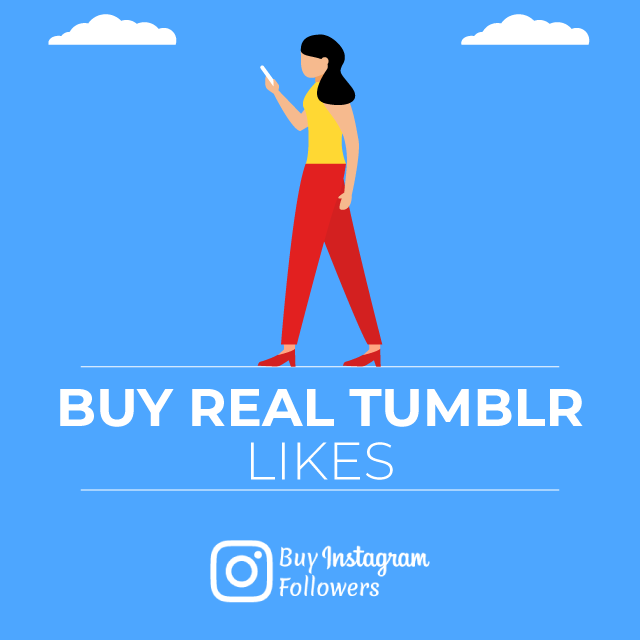 Buy Real Tumblr Likes
