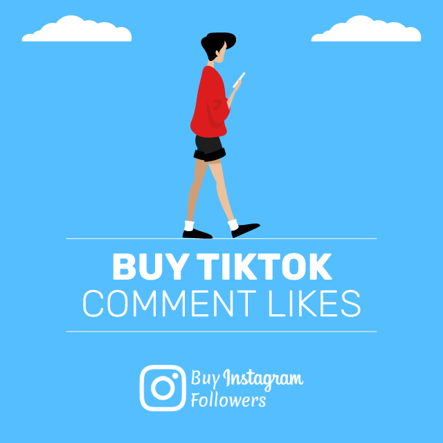 Buy TikTok Comment Likes
