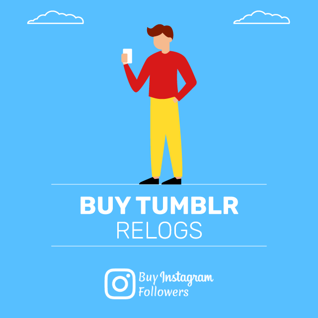 Buy Tumblr Relogs