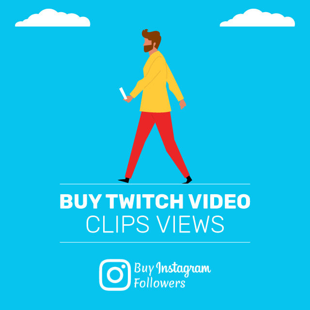 Buy Twitch Video Clips Views