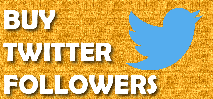 Buy Twitter Followers - Real