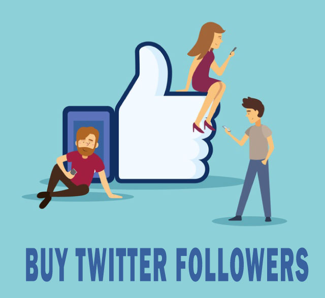 Buy Twitter Followers - Real