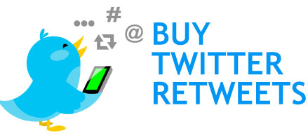 Buy Twitter Retweets - Real