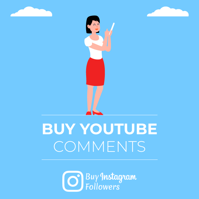 Buy Youtube Comments Paypal: 100% Real - Active & Cheap » BIF