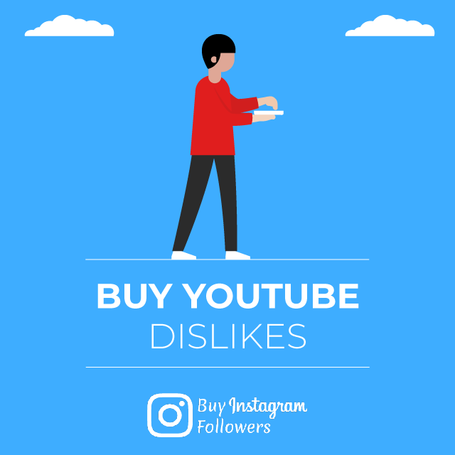 Buy Youtube Dislikes