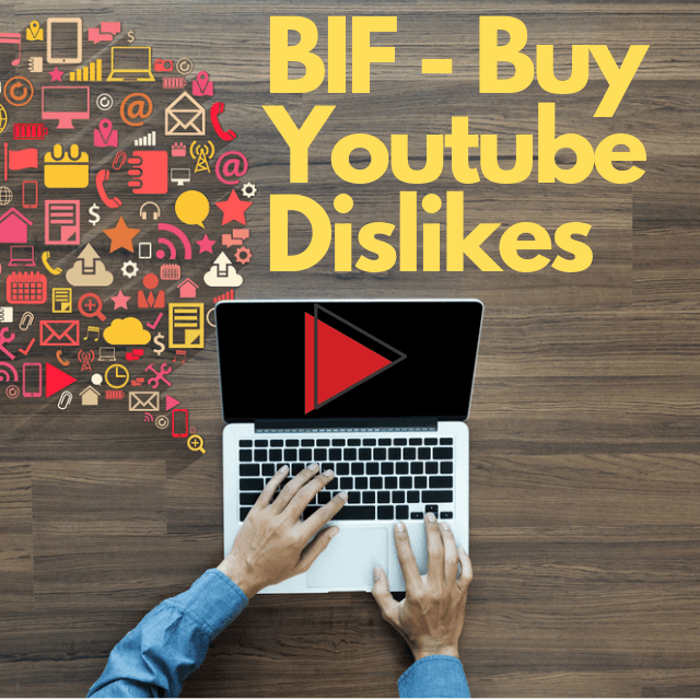 Buy Youtube Dislikes Paypal: 100% Real - Active & Cheap » BIF