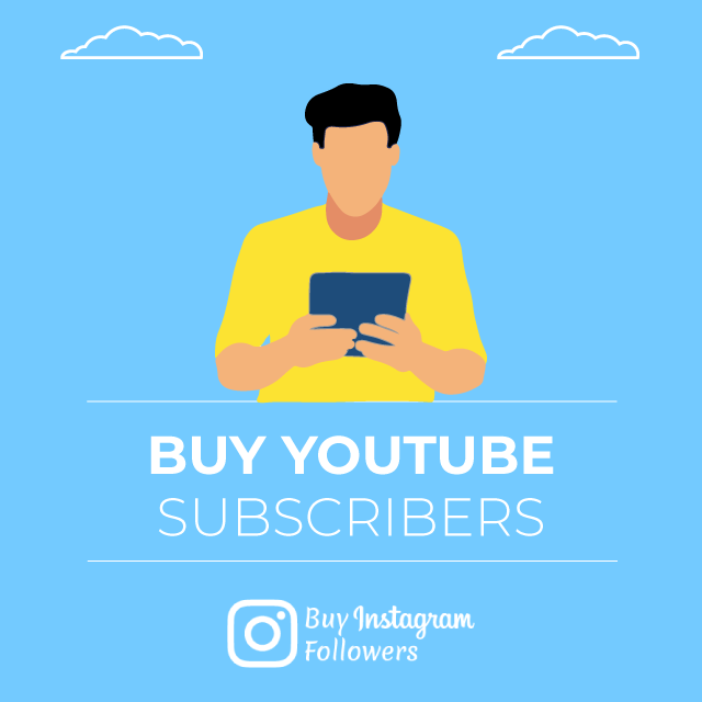 Buy Youtube Subscribers - 100% Real - Active & Cheap » BIF