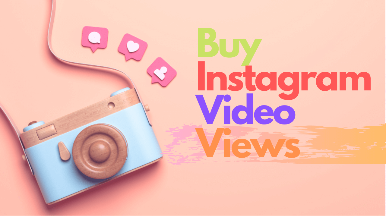 Buy Instagram Video Views from Only $0.96