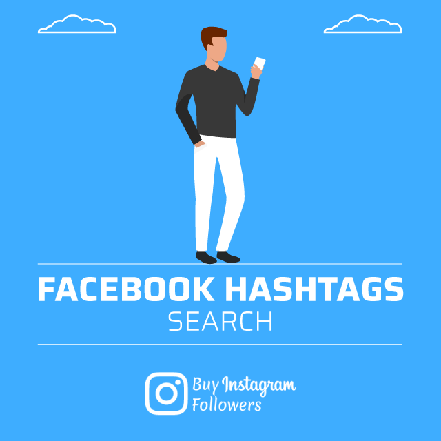 facebook hashtags search