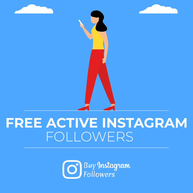 Free Active Instagram Followers