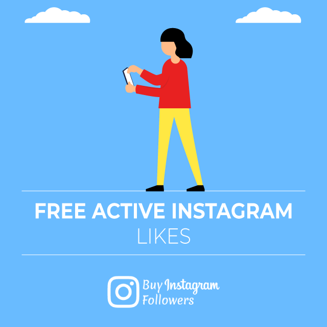Free Active Instagram Likes