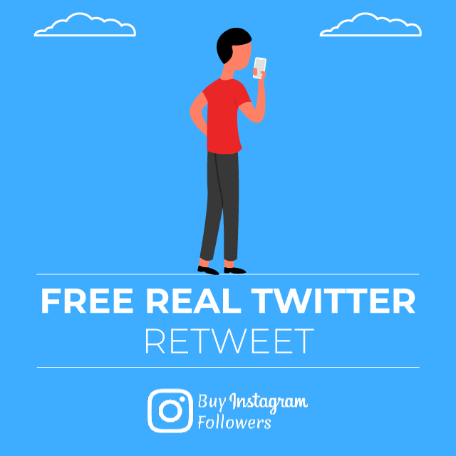 Free Real Twitter Retweets