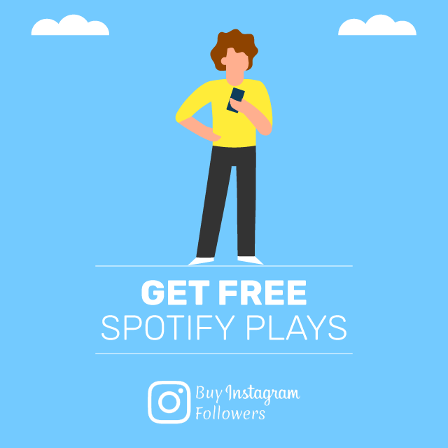 get free spotify plays