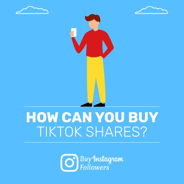 How Can You Buy TikTok Shares