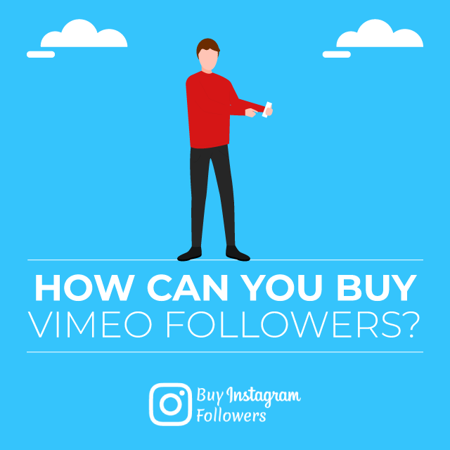 How Con You Buy Vimeo Followers