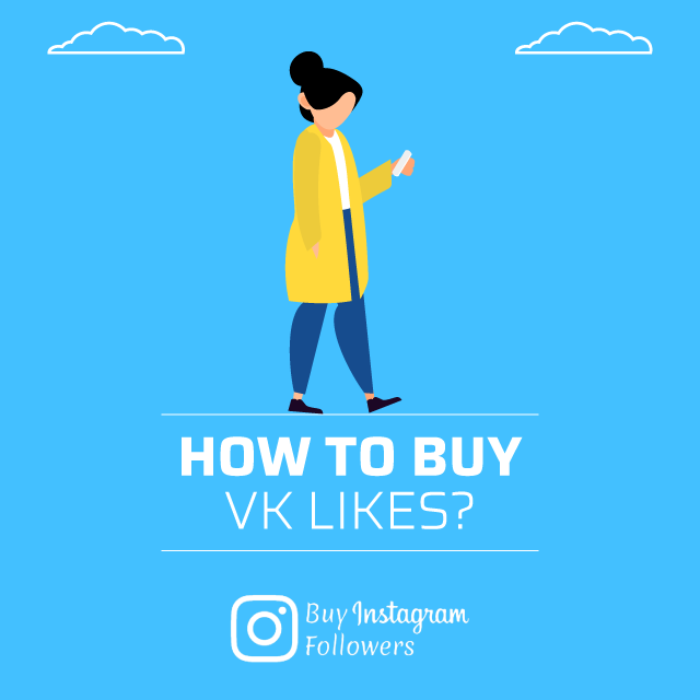 How To Buy VK Likes