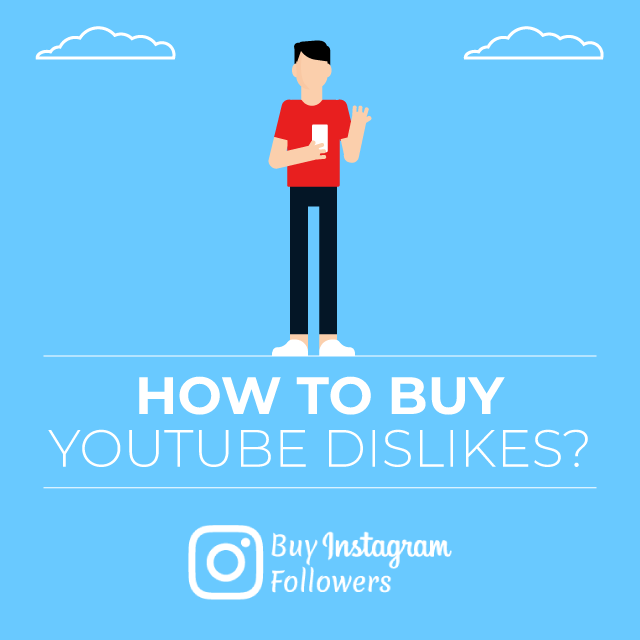 How To Buy YouTube Dislikes