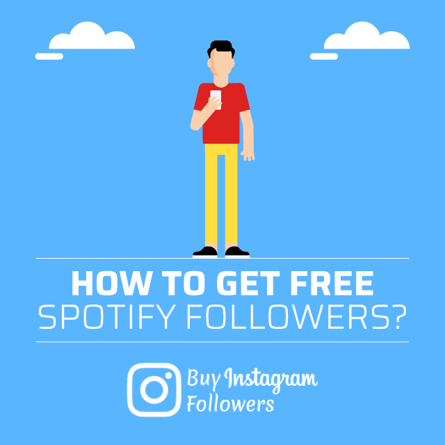 how to get free spotify followers