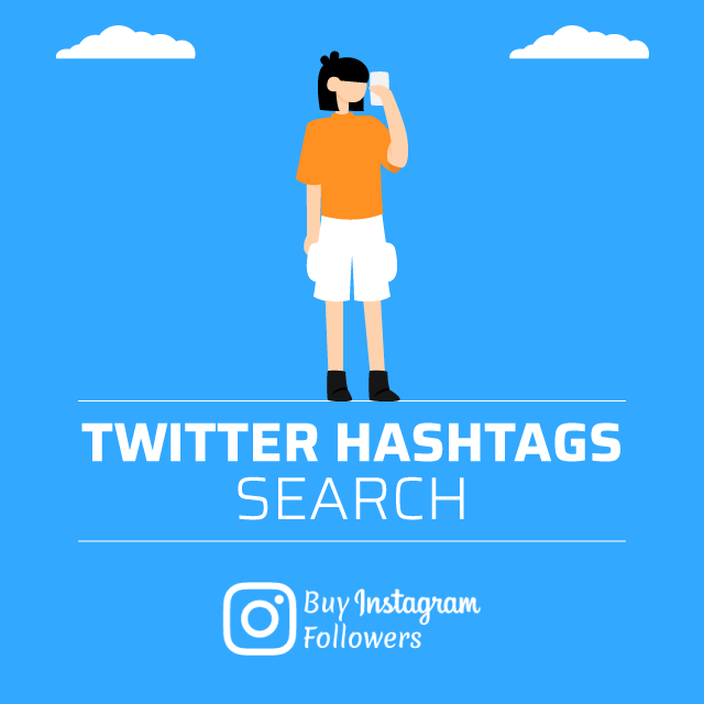 twitter hashtag search